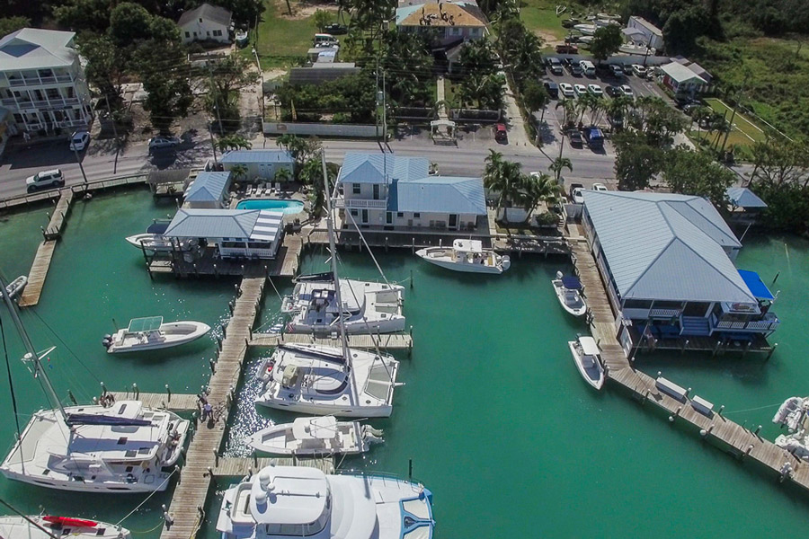 Marina In Marsh Harbour Abaco